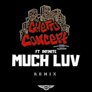 Much Luv (feat. Infinite) (Remix)