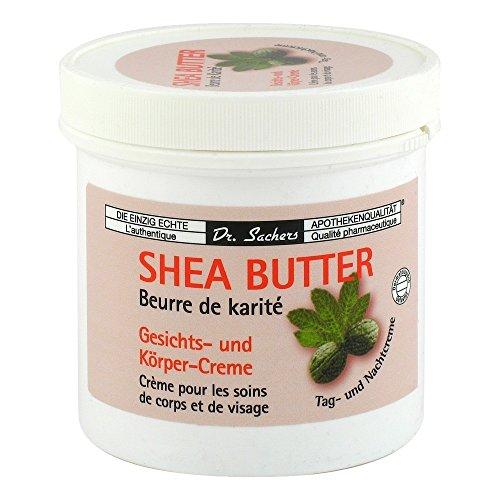 Crème au beurre de karité de Dr. Sachers