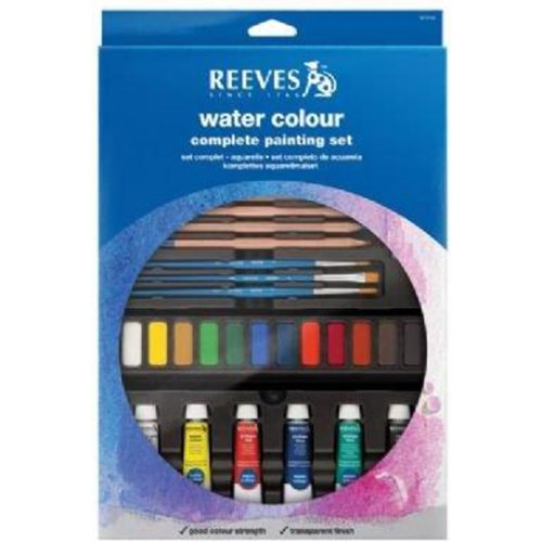 Reeves Water Color Complete Set