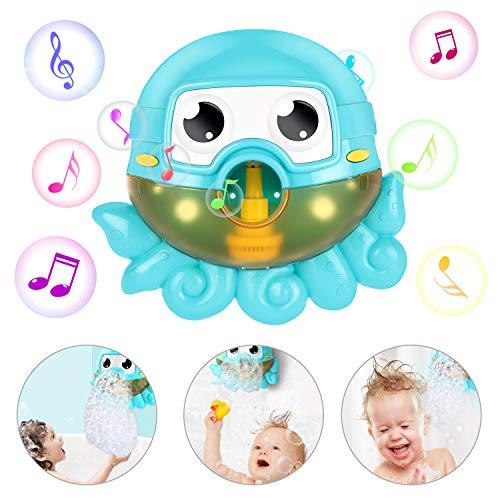 Gifort Máquina de Burbujas de Baño, Ducha de Niños Baño