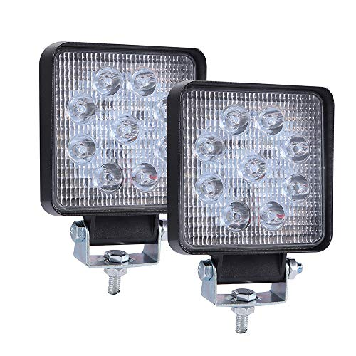 10x 48W LED Arbeitsscheinwerfer 12V Arbeitslampe work light Traktor SUV Trecker