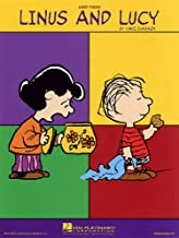 Linus and Lucy - Easy Piano Songbook