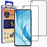 ebestStar -[Pack x2 Verre trempé Compatible avec Xiaomi Mi 11 Lite, Mi 11 Lite 5G Film Protection...
