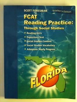 Unknown Binding FCAT Reading Practice: Through Social Studies: (Grade 4) Florida (Grade 4) Book
