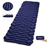 matelas autogonflable camping