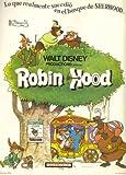 WALT DISNEY ROBIN HOOD - SPANISH – Imported Movie Wall