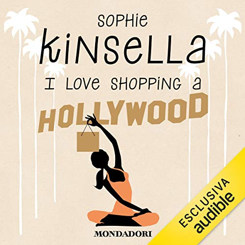 I love shopping a Hollywood copertina