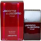 JACOMO de Jacomo Rouge Eau de Toilette spray 100 ml 3,4 fl.oz