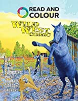 Read and Colour: Wild West Comic