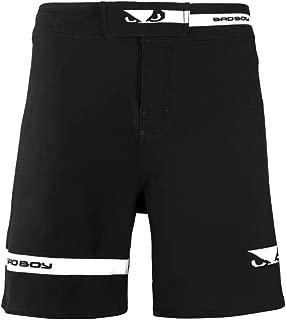 Bad Boy OSS Grappling Shorts MMA Grappling Fighting Shorts - Black