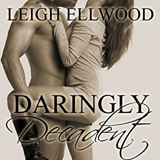 Daringly Decadent: A BBW Erotic Romance audiobook cover art
