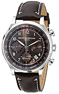 Baume & Mercier Men's 10002 Capeland Mens Automatic Chronograph Watch image