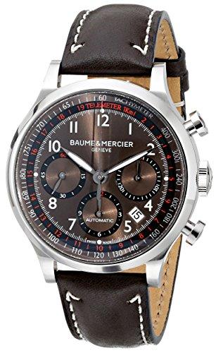 Baume & Mercier 10002 Capeland Reloj cronógrafo automático para Hombre