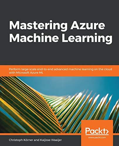 Advanced Azure Machine Learning
