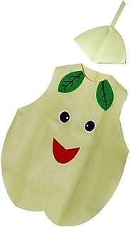 Baoblaze Vestido de Frutas Unisex para Niños Adultos para Vestidos de Fiesta en Disfraz de Halloween - Pera