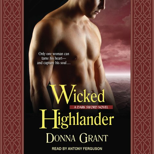 Wicked Highlander audiobook cover art