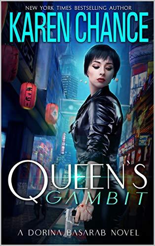 Queen's Gambit (Dorina Basarab Book 5) (English Edition)