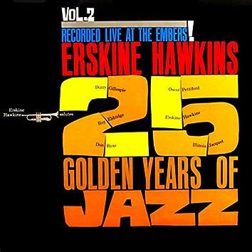 25 Golden Years of Jazz, Vol. 2
