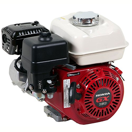 Honda GX160 Gas Engine Brand New (GX160QH) - 3/4-Inch Crankshaft