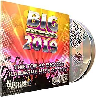 Mr Entertainer Big Karaoke Hits of 2019 - Double CD+G (CDG)