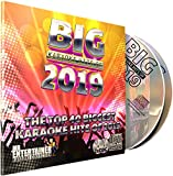 Mr Entertainer Big Karaoke Hits of 2019 - Double CD+G (CDG) Pack. 40 Top Songs. Vierzig Pop-Karten-Songs