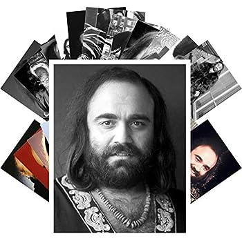 Postcard Set 24 cards DEMIS ROUSSOS Posters Photos Vintage Magazine covers Folk Rock Music