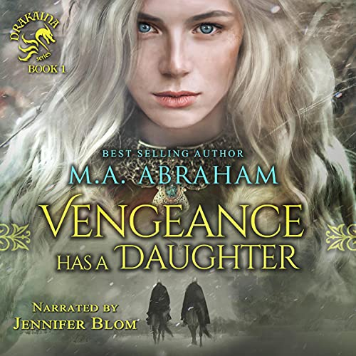 Vengeance Has a Daughter cover art