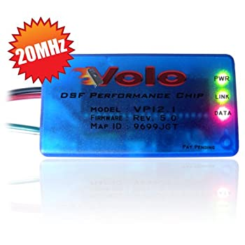 Volo VP12 Performance Chip/Power Programmer for 2000 Ford F-250 Super Duty 5.4L 6.8L 7.3L