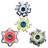 Fidget Spinner Dynamics, Autolife Run Animated, Gyro Fidget Toy Hand Finger Spinner 2021 New Animated Spinning Top Dynamic Fingertip Spinner Gyro Toy Stress Relief Toy for Adults Kids