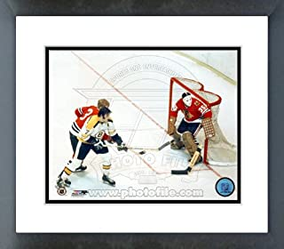 Phil and Tony Esposito Chicago Blackhawks Framed Picture 8x10