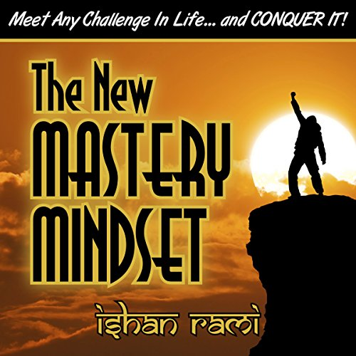 The New Mastery Mindset audiobook cover art