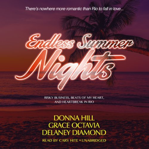 Endless Summer Nights audiobook cover art