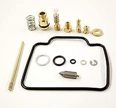 Autoparts Carb Rebuild Kit Repair LT4WDX for Suzuki LTF4WDX King Quad 1991-1998 Carburetor