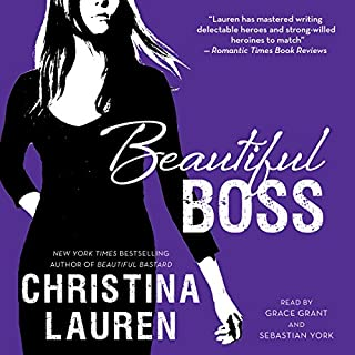 Page de couverture de Beautiful Boss