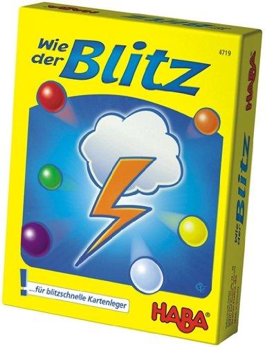 HABA 4719 Wie der Blitz Kartenspiel