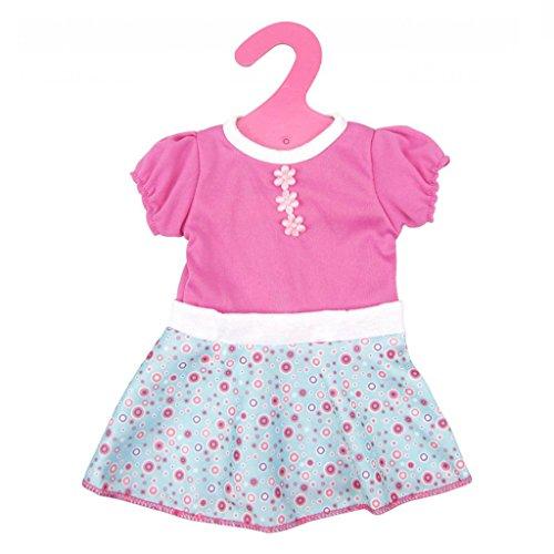 Bella vestiti per bambole per 18 pollici americano ragazza vestiti per bambole