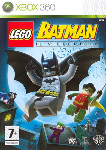 Xbox 360 - LEGO Batman - [PAL ITA - MULTILANGUAGE]
