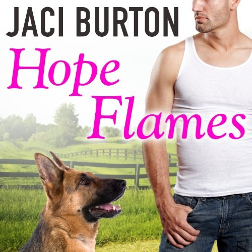 Hope Flames audiobook cover art