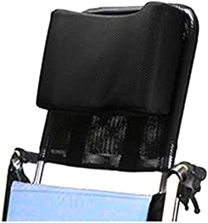 Wheelchair Headrest Neck Support Comfortable Seat Back Cushion Pillow Adjustable Padding for Adults Portable Universal Wheelchair Accessories,16