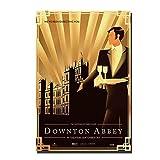 Wandbilder für Wohnzimmer Downton Abbey Film Film Kunst