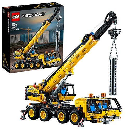 LEGOTechnic, La grue mobile Jeu, Ensemble de construction de...