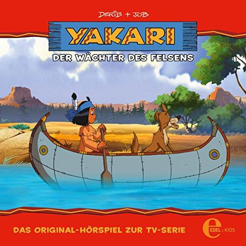 Der Wächter des Felsens (Yakari 24) Titelbild