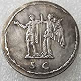 YunBest Moneda Romana Antigua – Mejor colección de Monedas Antiguas –...