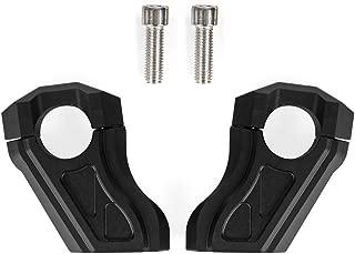 Oldbones 6PCS Motorcycle Frame End Caps Blanking Plugs Motorbike For Kawasaki Z900RS 2018 2019 in Black