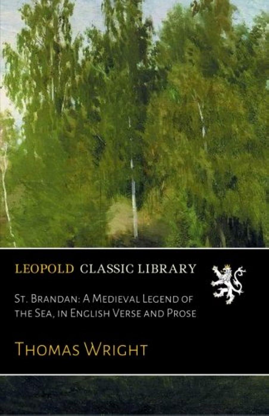 困惑するダーベビルのテスつなぐSt. Brandan: A Medieval Legend of the Sea, in English Verse and Prose