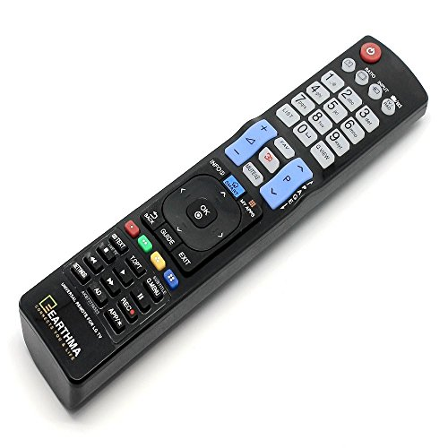 Earthma Remote Control For LG Smart 3D LED LCD HDTV TV Replacement