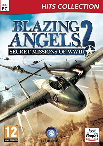 Blazing Angels 2 : Secret Missions of WWII [Importación francesa]