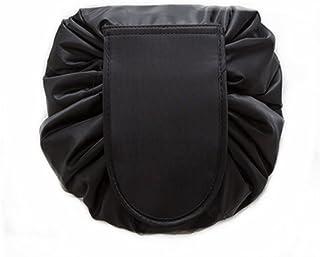 Large Capacity Lazy Makeup Toiletry Bag Drawstring Portable Travel Casual Waterproof Quick Pack Magic Makeup Storage Bag P...