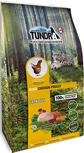 Tundra Cat Trockenfutter ( getreidefrei ) Huhn - Chicken (6,8 kg)
