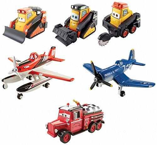 Mattel Figuras Aviones 2